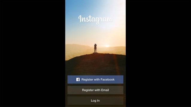 How Instagram Onboards New Users Slide 3