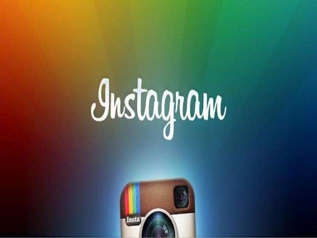 Instagram es una aplicación gratuita para compartir fotos con la que los usuarios pueden aplicar efectos fotográficos como...