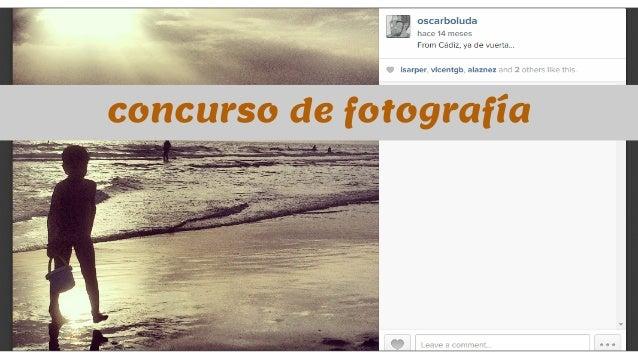 Usos educativos de Instagram Slide 3