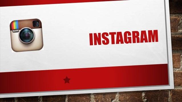 SIGNIFICADO Y OBJETIVO  INSTAGRAMES UNA RED SOCIAL, PROGRAMA O APLICACIÓN PARA COMPARTIR FOTOS CON LA QUE LOS  USUARIOS PU...