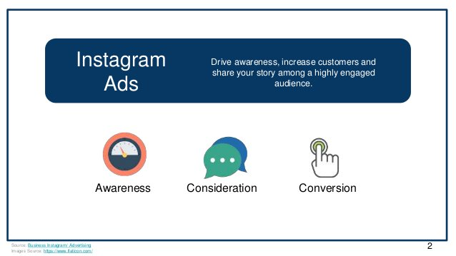 Drive awareness, increase customers and share your story among a highly engaged audience. Awareness Source: Business Insta...