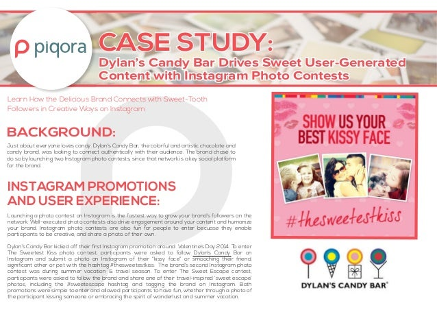 BACKGROUND: Just about everyone loves candy. Dylan's Candy Bar, the colorful and artistic chocolate and candy brand, was l...