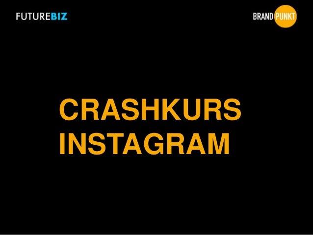 CRASHKURS INSTAGRAM