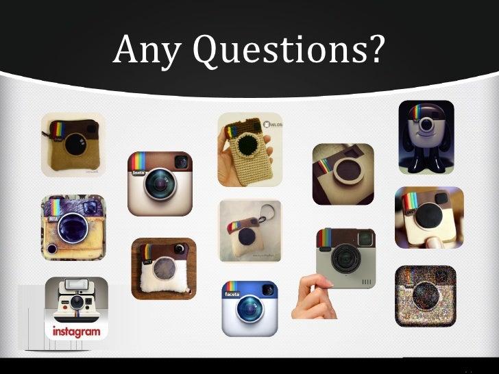 Instagram Final Presentation