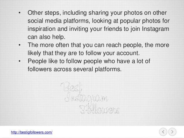 Instagram followers generator