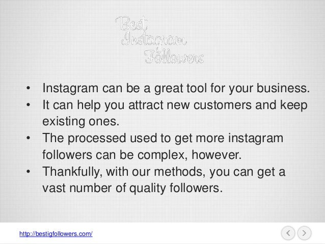 Well Researched Methods to Get Free Instagram Followers in