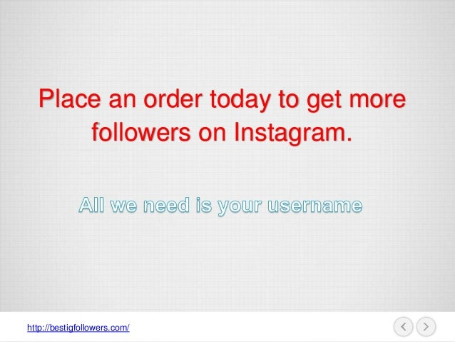 free instagram followers without survey