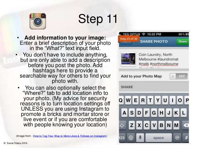 Instagram for beginners by social status social status 2014 20 ccuart Images