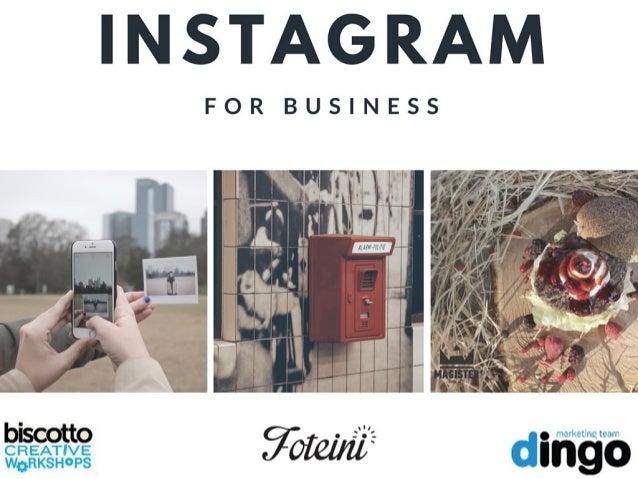 Ας Γνωριστούμε με το Instagram! Η Επιχείρησή μας στο Instagram. Η Ανατομία του Σωστού Instagram Post. #Hashtags Instagram ...
