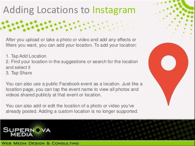 How realtors can benefit by instagram adding locations to instagram after you upload ccuart Image collections