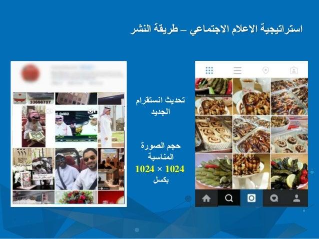 االعالم استراتيجيةاالجتماعي–النشر طريقة انستقرام تحديث الجديد الصورة حجم المناسبة 1024×1024 بكسل