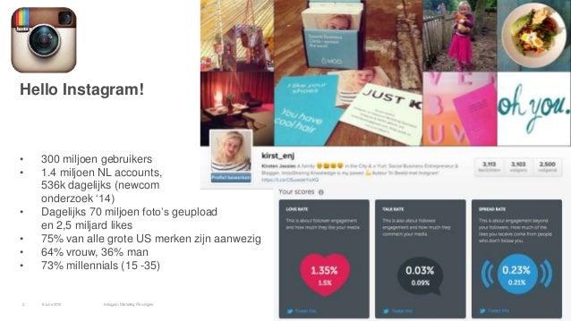De tien geboden voor Instagram Marketing Slide 2