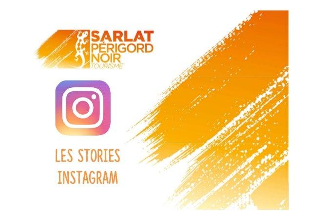 Les stories instagram