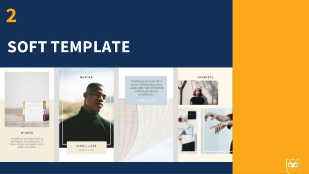 4 Free Instagram Stories Templates  Slide 3