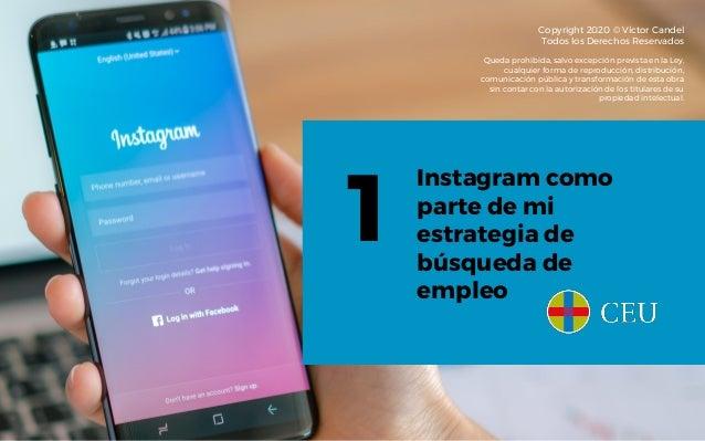 Instagram, tu aliada en la búsqueda de empleo Slide 2