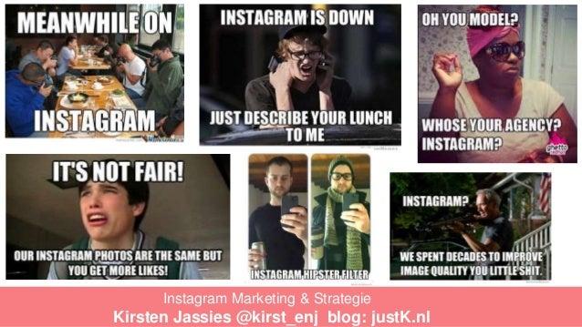 Instagram Marketing & Strategie Kirsten Jassies @kirst_enj blog: justK.nl