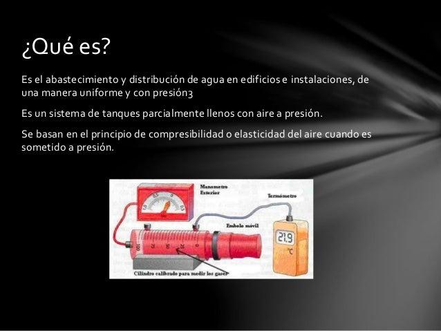 Instalación bomba hidroneumatica Slide 2