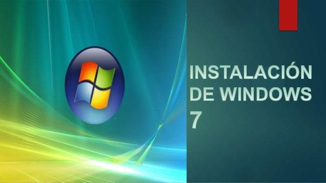 Requerimientos o requisitos del sistema: Deberemos tener una copia de Windows 7 y tendremos quecumplir los requerimient...