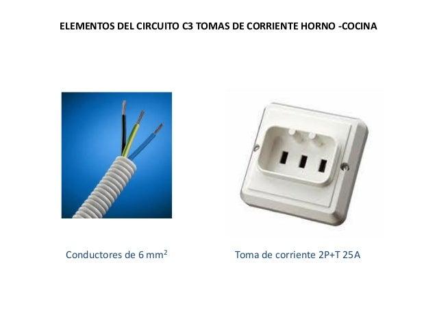 Instalacion Electrica Interior De La Vivienda