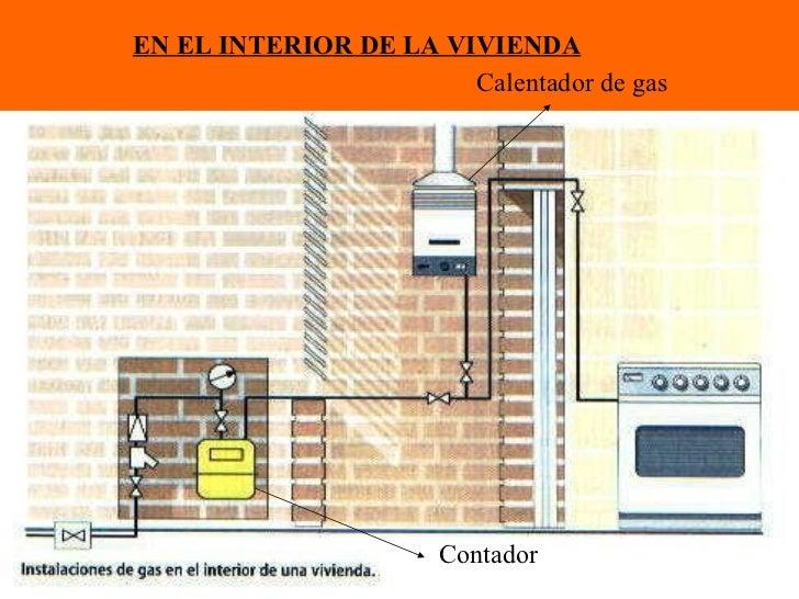 Instalacion gas en viviendas for Instalacion de gas lp
