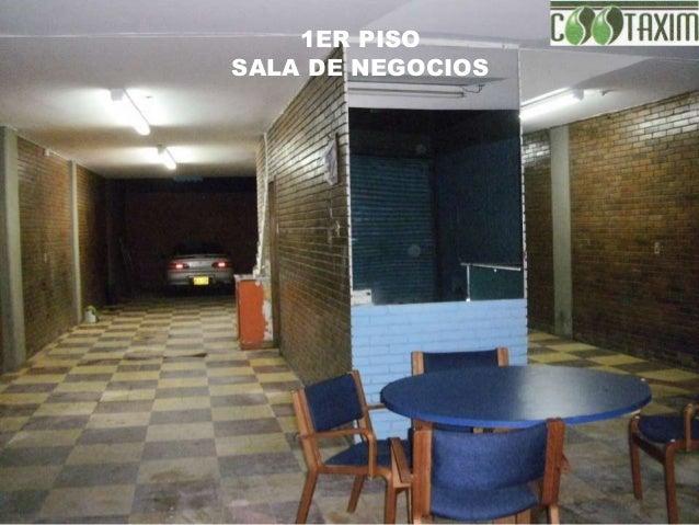 1ER PISO SALA DE NEGOCIOS