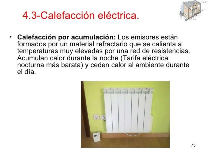 Calefaccion electrica mas barata igualmente si vas a - Que calefaccion es mas economica ...