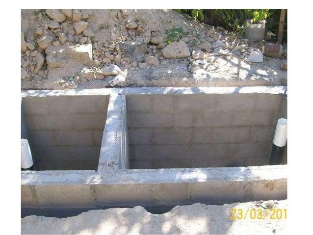 Instalaciones fosas septicas - Construir fosa septica ...