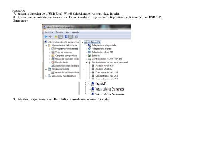 virtual usb bus enumerator windows 10