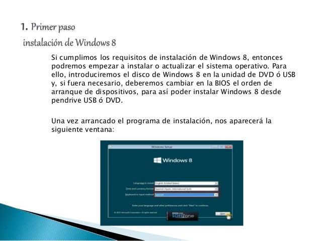 """3 paso  Pulsamos en el botón """"Instalar ahora"""", y a continuación el programa de instalación nos socilitará una clave de Wi..."""
