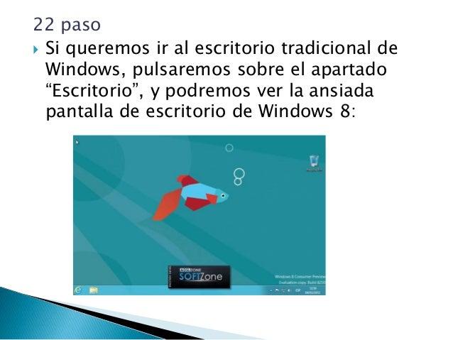 Instalacion windows 8