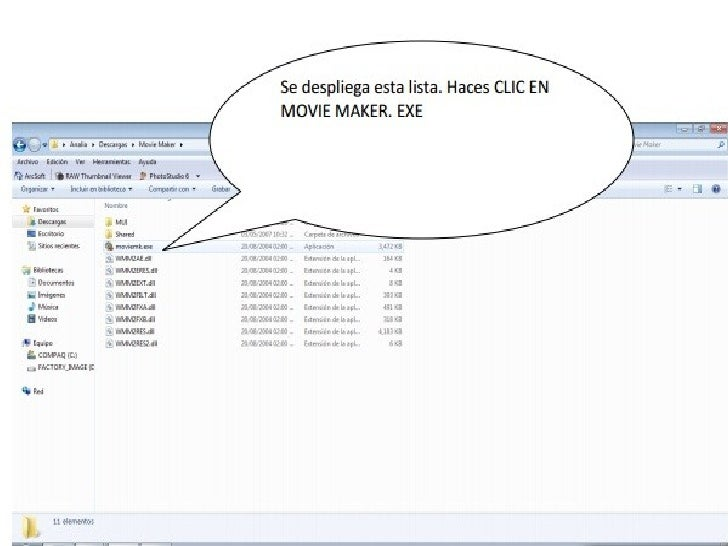 Instalar movie maker portable ccuart Image collections