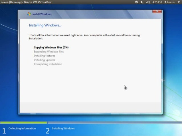 how to install windows 7 pen drive