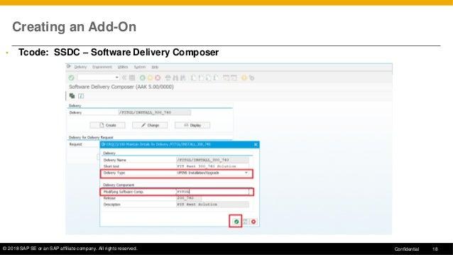 Fiori Launchpad Tcode