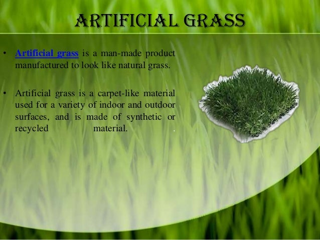 Installation Tips For Artificial Grass