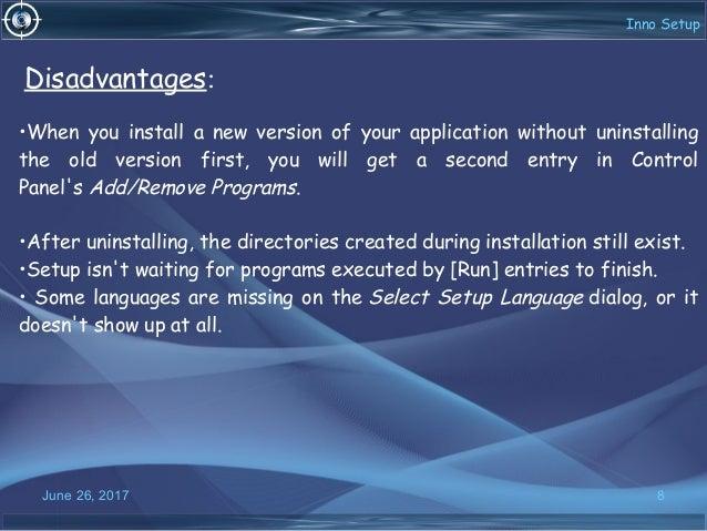 Installer benchmarking