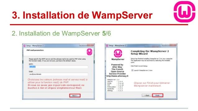 Installer Wordpress sous Wamp - Installing Wordpress with Wamp