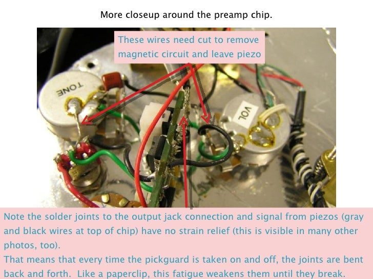 installing emgs into my parker nitefly rh slideshare net parker p44 wiring diagram parker ac10 wiring diagram