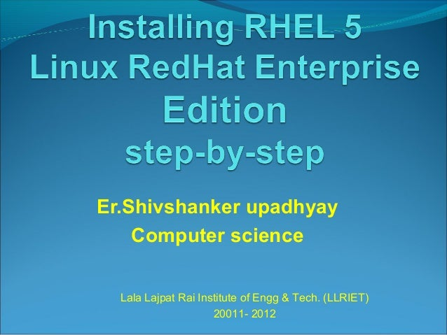 Er.Shivshanker upadhyay Computer science Lala Lajpat Rai Institute of Engg & Tech. (LLRIET) 20011- 2012