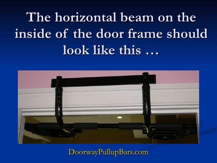 doorwaypullupbarscom 6 - Door Frame Pull Up Bar