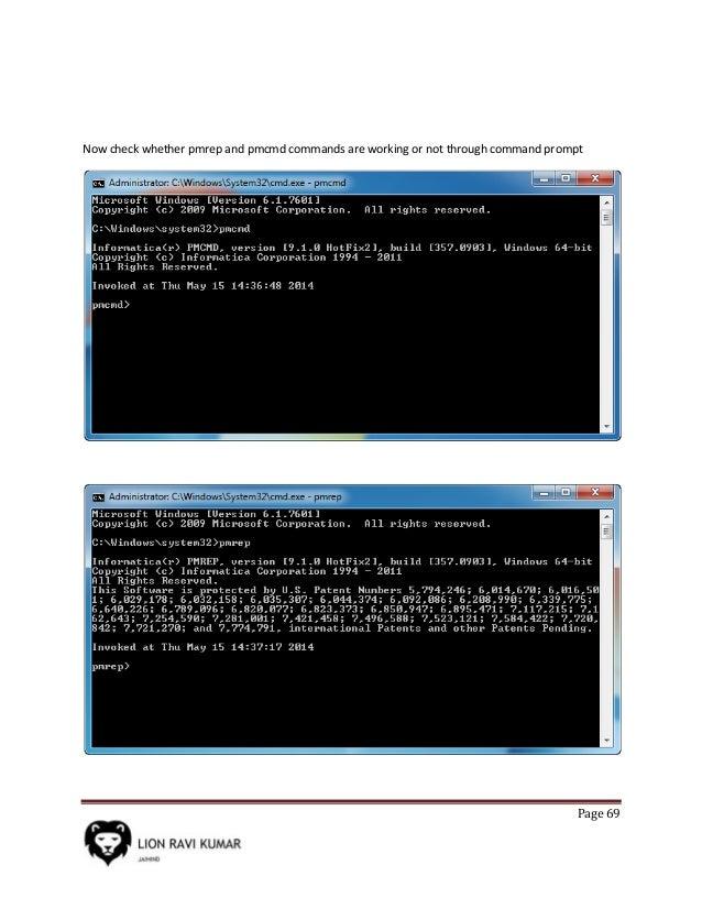 Informatica software for windows 7 64 bit