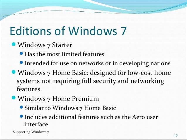 Microsoft Security Essentials For Windows 7 Home Premium