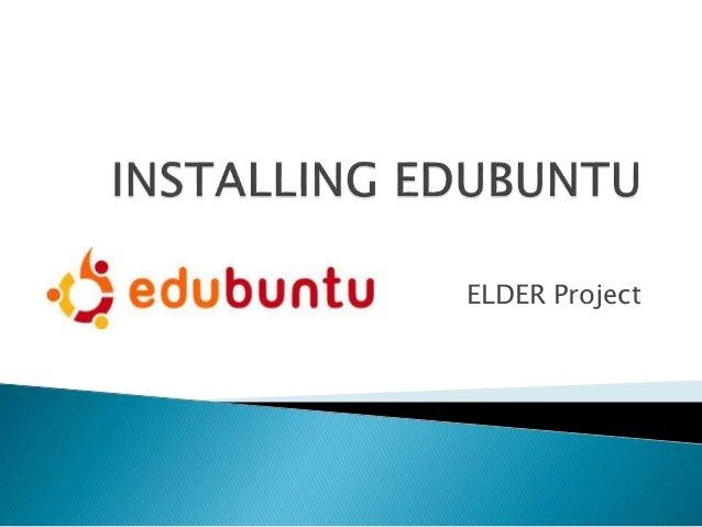 ELDER Project