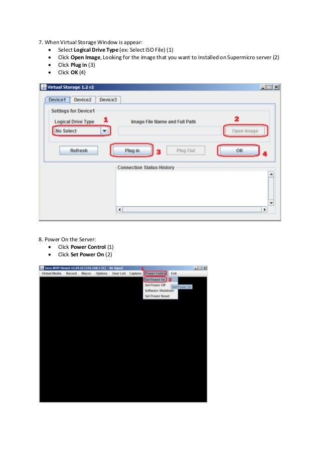 Installing vm ware esxi 6 0 on supermicro server