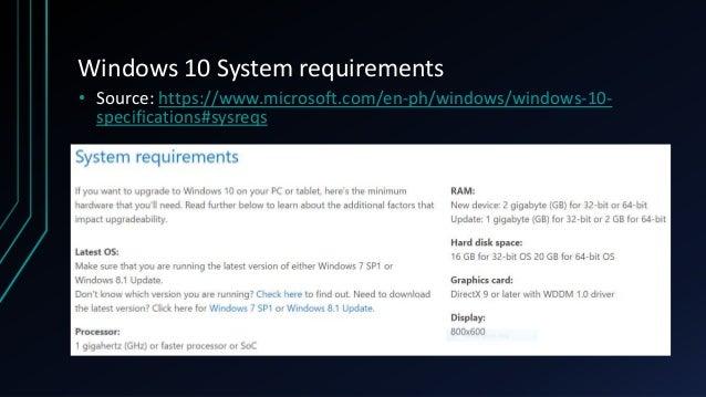 Installing Windows 10 in VirtualBox
