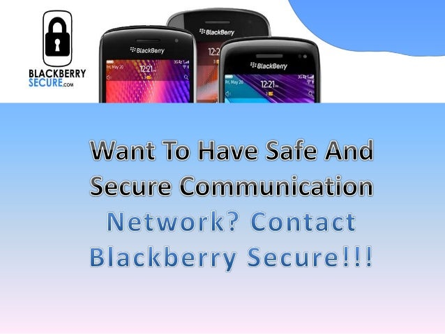 In order to get safe and secure communication network, one can approach Blackberry Secure to buy Blackberry PGP (Pretty Go...