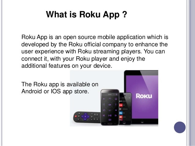 Install Roku App on Smartphone and Connect On Your TV