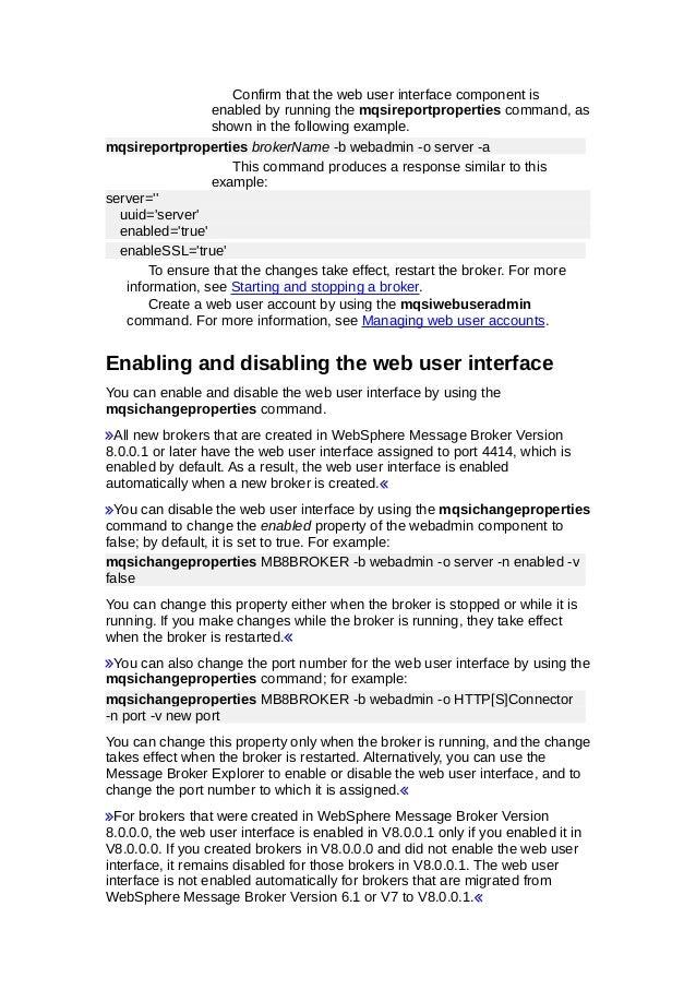 Install Websphere Message Broker 8 RHEL 6 64 Bits - Websphere Message Broker Cover Letter
