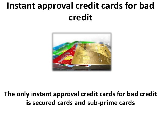 instant approval credit cards for bad credit and credit repair. Black Bedroom Furniture Sets. Home Design Ideas