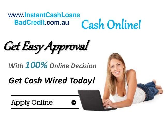 No Credit Check Payday Loans for Bad Credit