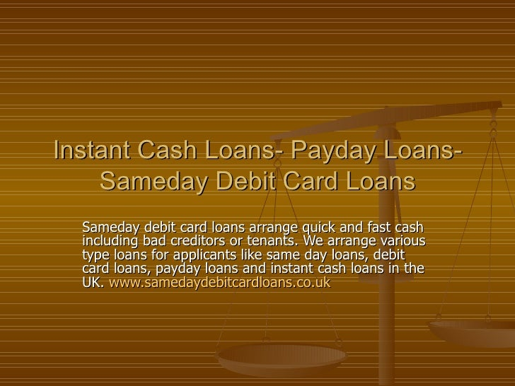 Need a cash loan with bad credit picture 1